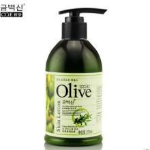 供应1017韩伊橄榄系列-Olive深层保湿乳液身体乳270ml批发