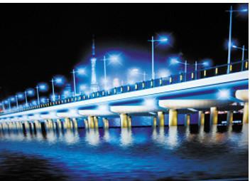 城市道路照明图片/城市道路照明样板图 (4)