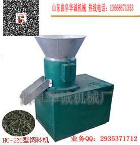 供应家用秸秆饲料颗粒机饲料加工设备图片