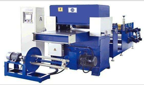 供应胶片裁切机械设备,供应胶盒自动裁床,加热自动送料裁断机
