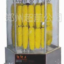 供应单层旋转烤玉米机地摊小吃图片
