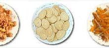 供应保定食品厂需要的做锅巴机猫耳酥机