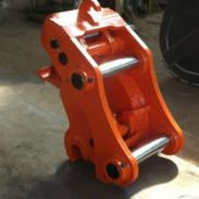 斗山dh500挖掘机快换接头液压快速连接器|斗山dh500挖掘机图片