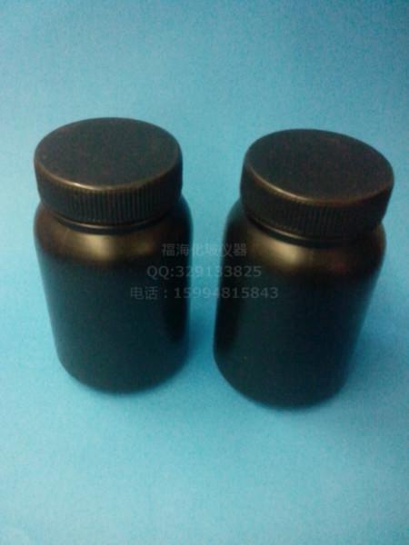 供应广东黑色塑料瓶250ml 黑色塑料瓶  黑色瓶250ML hdpe塑料瓶 厂家直销