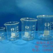 广东玻璃烧杯100ml图片