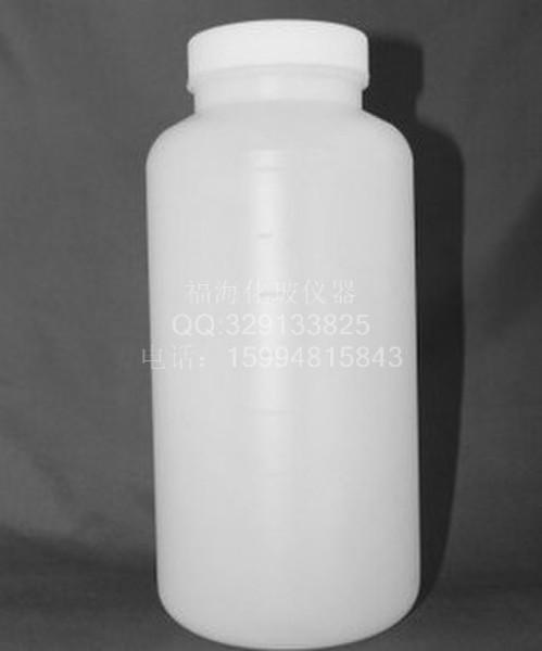 供应白色塑料瓶2000ml塑料广口瓶大口瓶 化工瓶