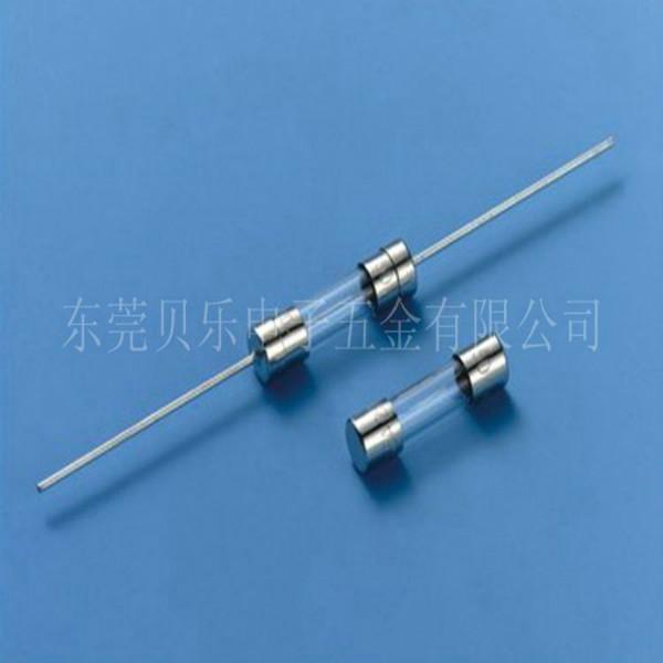 供应保险丝520玻璃管保险丝东莞保险丝厂家保险丝座温度保险丝
