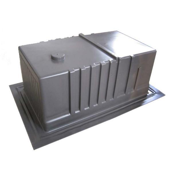 重庆大型显示器背投外壳吸塑生产 四川成都显示器背投吸塑件