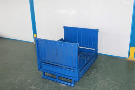 供应钢质周转箱 铁质周转箱 物料箱价格
