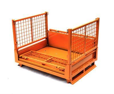 铁制周转箱、铁皮箱、铁制料箱厂家供应信息