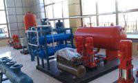 隔膜式压力罐消防气体顶压设备图片