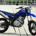本田110CC越野摩托车图片