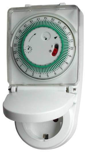 供应防水定时器插座