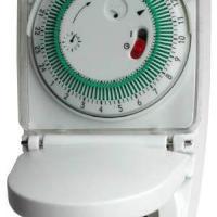 德式防水定时器插座