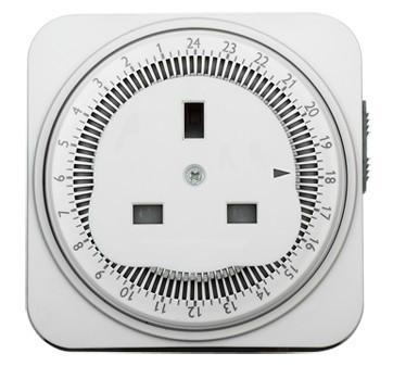 供应定时器插座英式