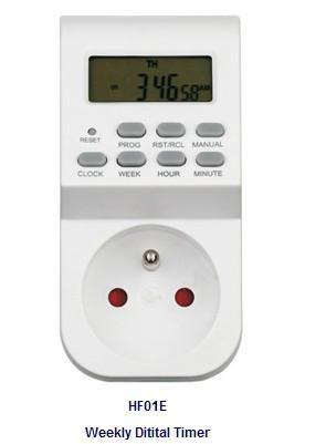 供应电子式定时器插座