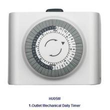 供应24小时机械式定时器插座
