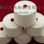 T65/C35气流纺涤棉纱图片