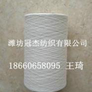 气流纺涤棉纱10支T65/C5图片