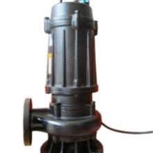 供应无堵塞型潜水排污泵长轴型无堵塞排污泵水处理设备污水处理设备批发