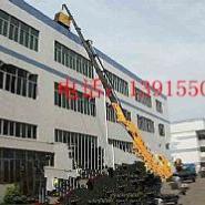 苏州园区100吨吊车出租叉车出租图片