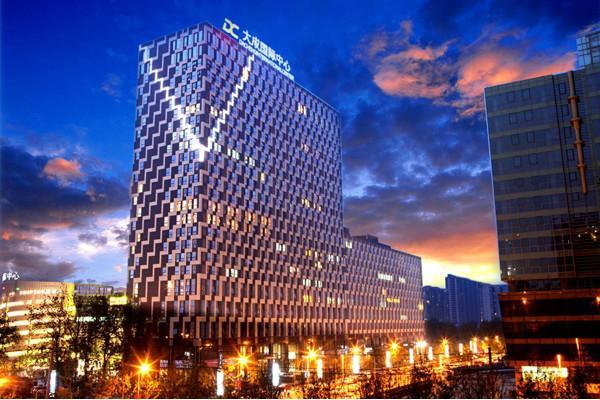 商业空间设计规划设计公司瞳孔国际