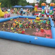 许昌抗真菌决明子儿童沙滩池玩具厂家,名目,抗菌玩具请认准百美品牌