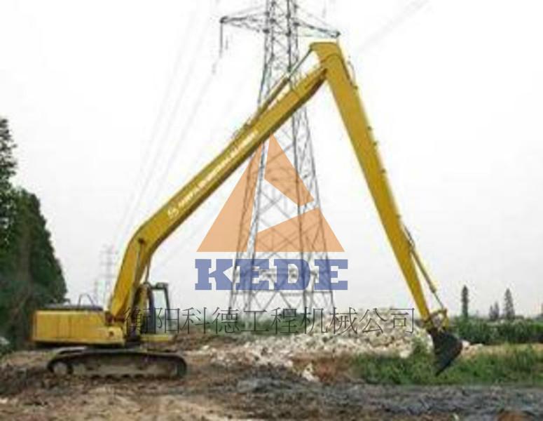 供应沟渠清淤用挖机加长臂