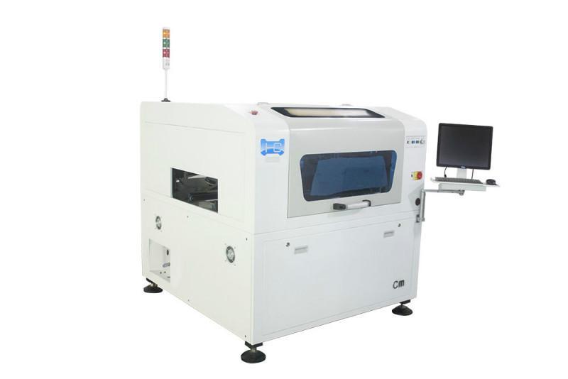 全自动印刷机_供应环城cm-700全自动锡膏印刷机