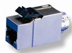 供应安普6类SL型RJ45屏蔽模块