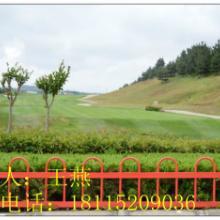 供应安庆草坪护栏/黄山锌钢草坪护栏图片