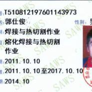重庆哪里考焊工证图片