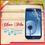 特价三星i9300手机高清保护膜图片