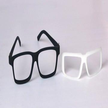 太阳眼镜架手板模型