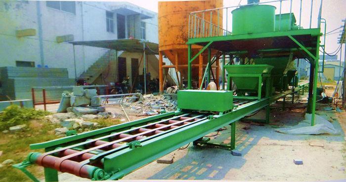 供应FS一体化建筑免拆外模板设备