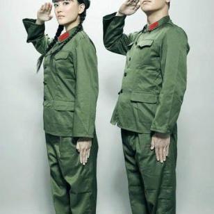 北京红卫兵服装租赁图片