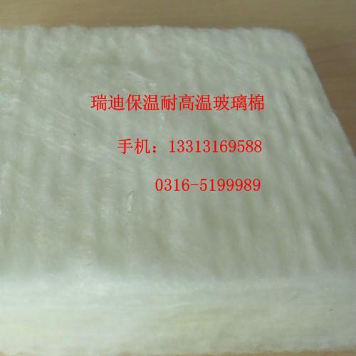 供应电厂专用耐高温玻璃棉制品离心玻璃棉卷毡