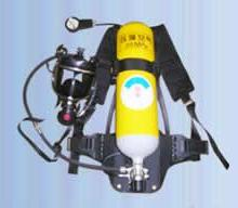 供应用于的青岛碳纤维空气呼吸器厂家图片