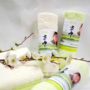 100庐山恋竹纤维毛巾洁面美容方巾图片