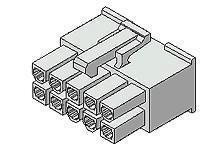 乔氏电子北方总带供应molex莫仕莫莱克斯端胶壳39-01-2240