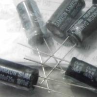 供应万裕三信电容器SH25V1000UF