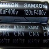供应万裕铝电解电容器KM400V120UF