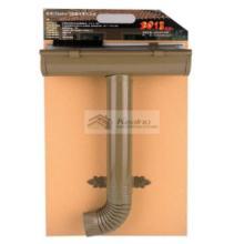 供应H型铝合金屋面排水系统