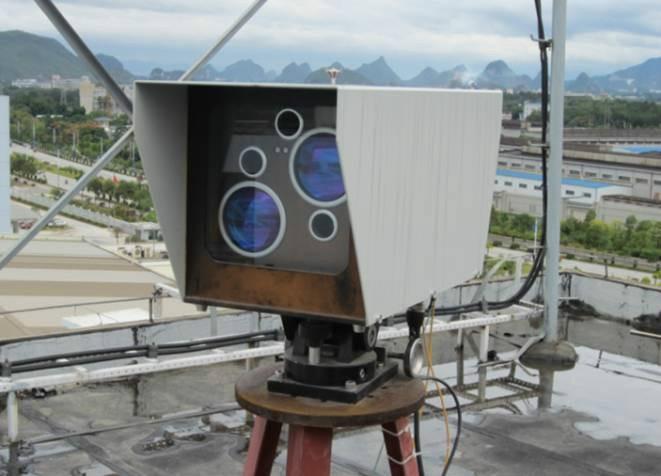供应Fiberless-2500、2.5Gbps无线激光通信