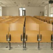 河南礼堂连排椅图片