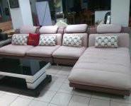 布沙发现代时尚布艺沙发组合图片