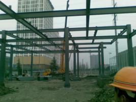 v监狱北京监狱搭建钢结构二层小楼图纸楼房昆明专业图片