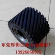砂带机橡胶轮200*100图片