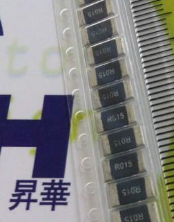 合金贴片电阻图片/合金贴片电阻样板图 (1)
