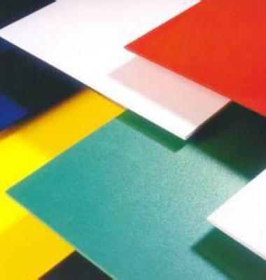 彩色PVC发泡板图片/彩色PVC发泡板样板图 (4)